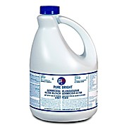 Pure Bright Liquid Germicidal Ultra Bleach, 1 gallon, 6 gallons/case