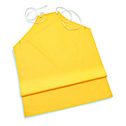 "CPP Supported Apron, Neoprene, Yellow, Lightweight, 12.5 oz., 35"" x 45"""