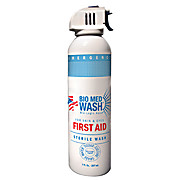 Bio Med Wash 7 oz - Sterile First Aid Wash for Skin and Eyes