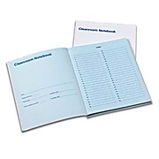 5708 Series Cleanroom Hardcover Bound Notebooks