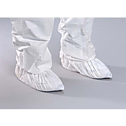 Critical Cover CPE Shoe Covers, White, X-Large
