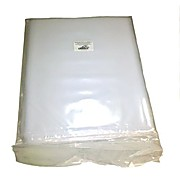 Low Density Polyethylene (LDPE) Bags, Class 100, Clear, 6 mil