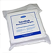 TekniZorb Lightweight Nonwoven Cleanroom Wipers