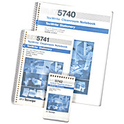 TexWrite 22 Cleanroom Laboratory Notebooks, Spiral Bound