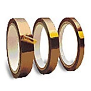 Kapton Tape, Silicone Adhesive, Plastic Core. 3.5 mil, Different Sizes