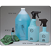 I.C. Workstation Hard Surface Cleaner, 1 Gallon