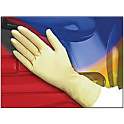 Thumbnail Image for PFXT200 Latex Class 100 Long Length Textured Grip Gloves