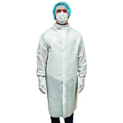 Thumbnail Image for Xtraclean XC1500 Comfort Protective Cleanroom Frocks