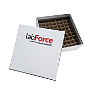 Cardboard Freezer Boxes with Dividers