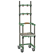 Benchtop Support Stand, Mobile