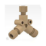 Low-Pressure Y Connector Assemblies