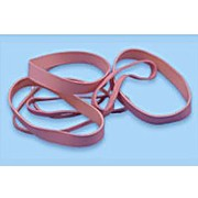 Static Dissipative Rubber Bands