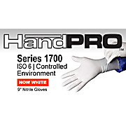 HandPRO® Series 1700 Controlled Environment Nitrile Gloves