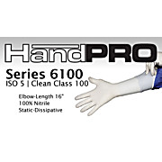 HandPRO® Series 6100 Clean Class 100 Nitrile Gloves