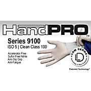 HandPRO® Series 9100 Clean Class 100 Nitrile Gloves