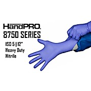 HandPRO® 8750 Series Clean Class 100 Nitrile Gloves