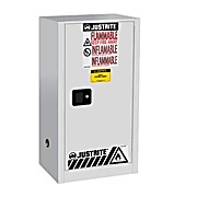 Sure-Grip® EX Compac Flammable Safety Cabinet, White