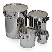 Stainless Steel Toggle Drums
