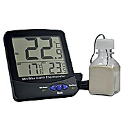 Triple Display Digital Thermometers