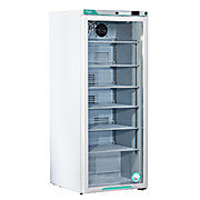 Norlake Scientific White Diamond Series Glass Door Refrigerator