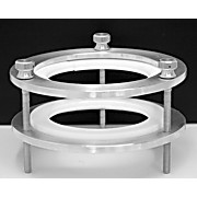 Clamp, Two-Piece, Flat Flange