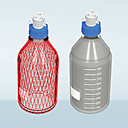Reservoir, Solvent Netted, Plastic coated
