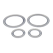 Replacement Gasket Set & Hose Barb Adaptors for SpectraFlo™ Dynamic Dialysis Lab Scale System