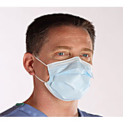 Face Mask, Earloop Fluid-Resistant