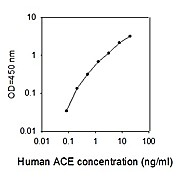 Human ACE-2 ELISA, for Lysates