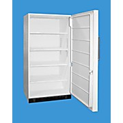 FLAMMABLE MATERIAL STORAGE REFRIGERATOR MODEL, MANUAL DEFROST, 20 Cubic Ft. Upright +4°C / Solid Door
