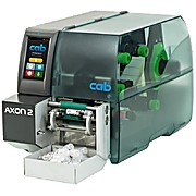 Axon 2 Print & Apply Tube Labeling System
