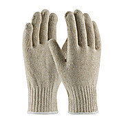 Glove, Cotton, Polyester, Heavy Weight, String Knit, 12 pairs per pack, 25 packs per case
