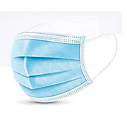 Disposable 3 Layer Protective Mask