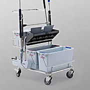 CE Bucket Trolley and Accessories