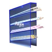 Acrylic Pipette Rack