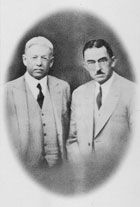 J Edward Patterson and Arthur H Thomas